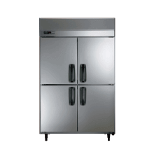縦型冷凍冷蔵庫